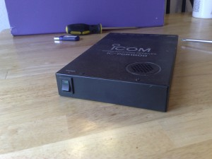 ICOM PCR1000 Front View