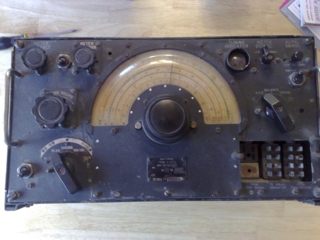 R1155A Front Panel